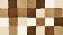 Caro toffee bath rug with